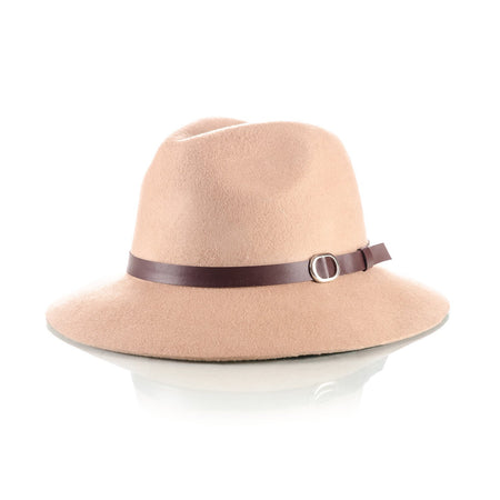 93023b3501031 Men s Floppy Brim Hat Camel - Punk Monsieur