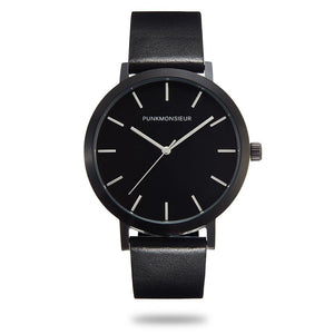 Black Matte Watch