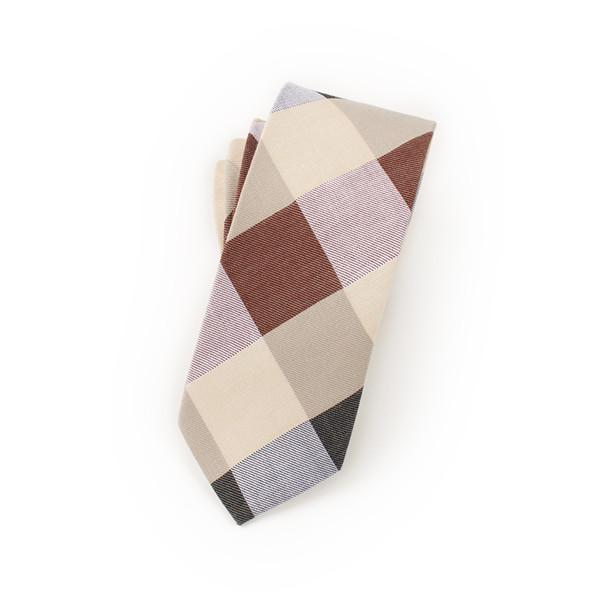 Plaid Ties for Men
