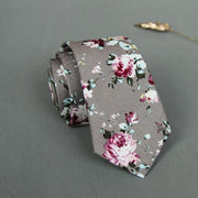 Wedding floral tie