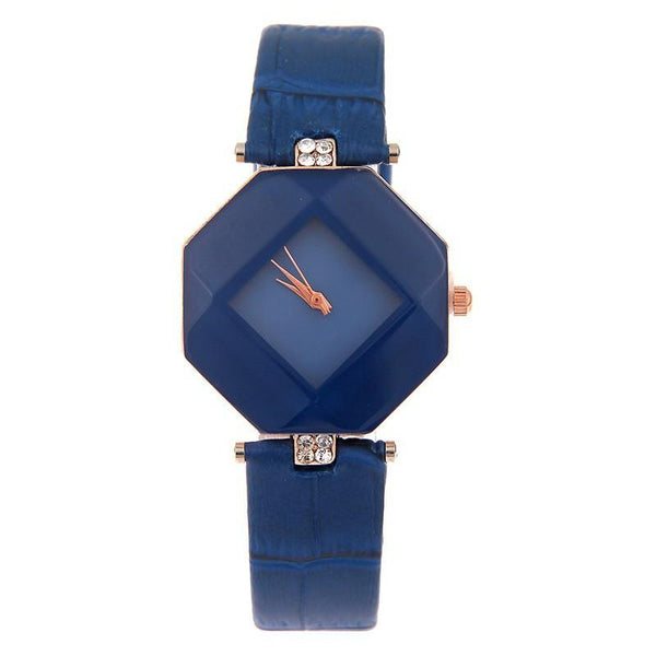 Diamond jewelry watch