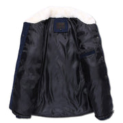 Men's Fur Collar Jacket