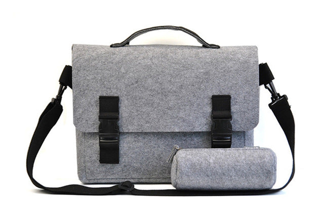 Felt Laptop & Case
