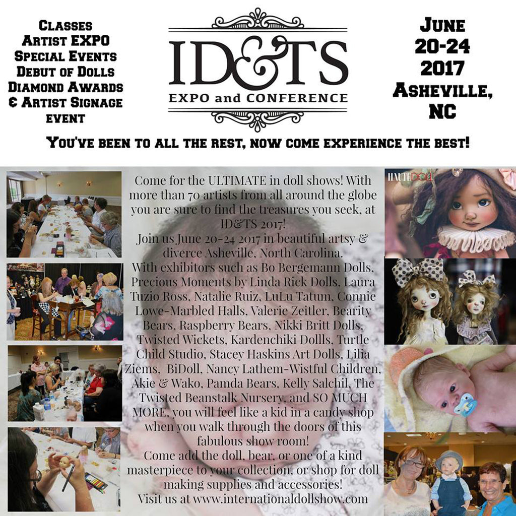 International Doll & Teddy Show 2017