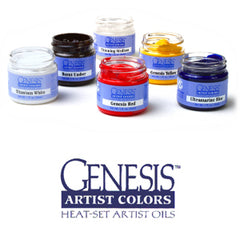 Genesis Heat Set Paints & Mediums