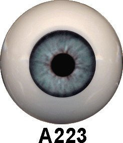 Eyeco 24mm Doll Eyes - Dolls so Real Inc - 28