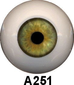 Eyeco 24mm Doll Eyes - Dolls so Real Inc - 30