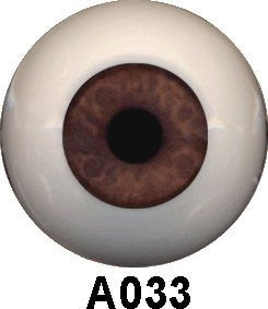 Eyeco 24mm Doll Eyes - Dolls so Real Inc - 22