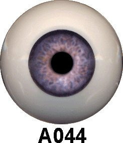 Eyeco 24mm Doll Eyes - Dolls so Real Inc - 24