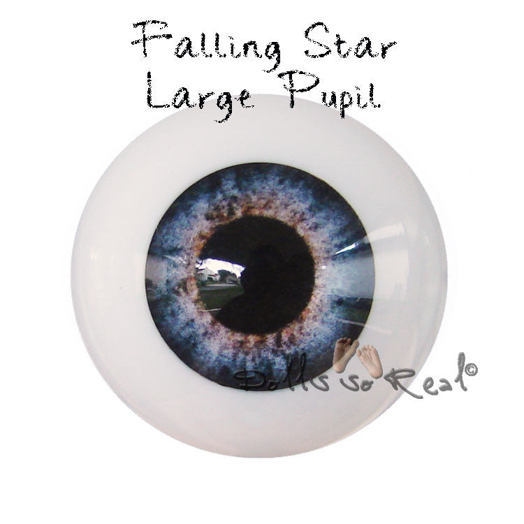 Real Life 20mm Doll Eyes - Dolls so Real Inc - 9