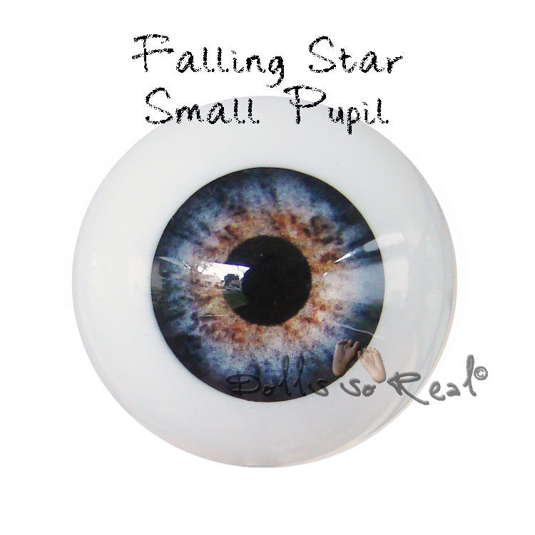 Real Life 20mm Doll Eyes - Dolls so Real Inc - 10
