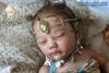 Rhynn the Closed Eye Mer-baby (mermaid) Enchanted Kreature Kit - 6pc Kit - Pre Order!