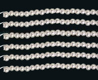 "Pearl Strand 2.5mm or 3mm 60"" - Dolls so Real Inc - 3"