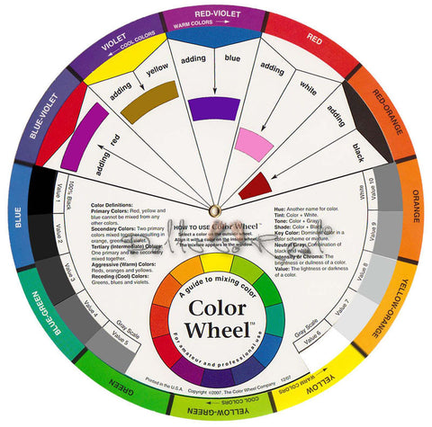 The Pocket Color Wheel - restocked - Dolls so Real Inc - 1