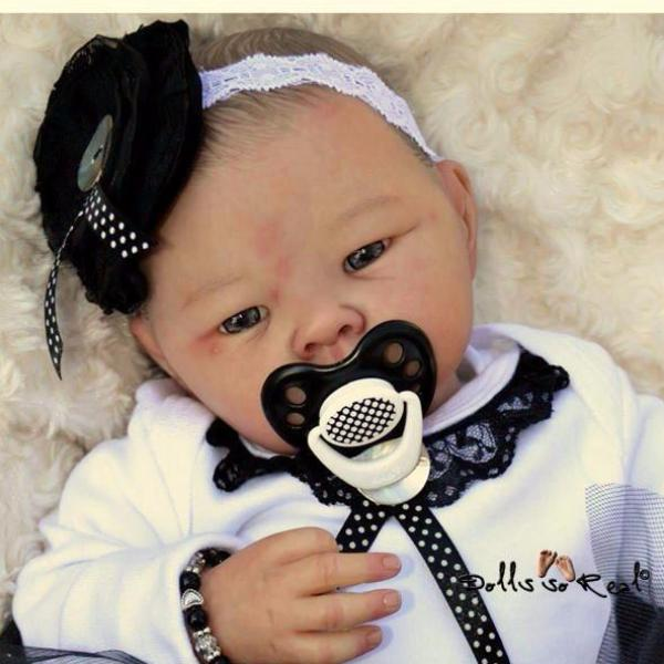 HoneyBug Sweetheart Reborn Doll Pacifier