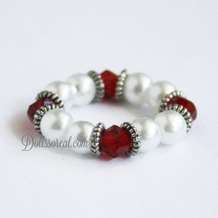 "Pearly Bug ""Micro Mini"" Doll Bracelets~"