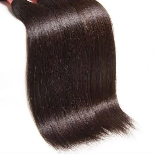 "New Length! Long Fine Straight Human Hair 25g Bundles  10"" or 16"""