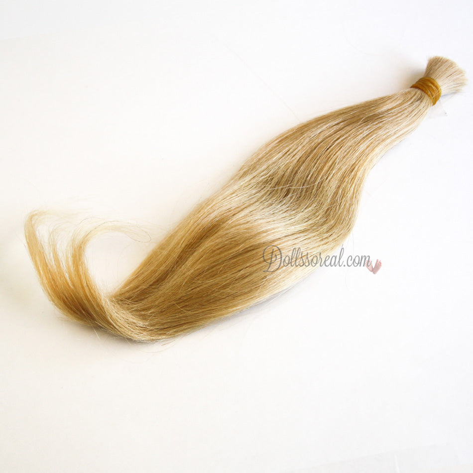 25g Bundle Soft, Slight Wave Human Hair