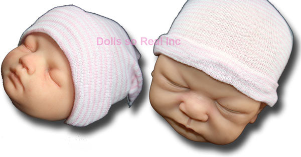 Authentic Hospital Cap - 3 Striped Colors - Dolls so Real Inc - 8
