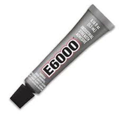 Mini Tube E6000 Permanent Bond Glue