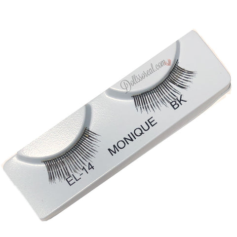 Wispier Eyelashes by Monique