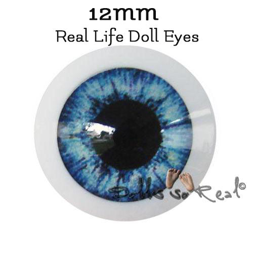 Dolls So Real Life 12mm Doll Eyes