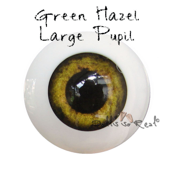 Real Life 20mm Doll Eyes - Dolls so Real Inc - 15