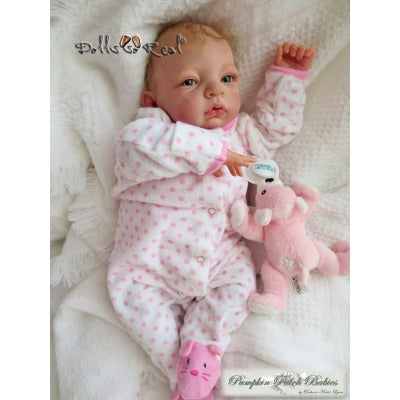 Max Doll Kit by Linde Scherer - Dolls so Real Inc - 2