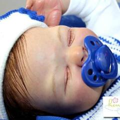 Honey Bug Sweetheart Reborn Doll Pacifier - Dolls so Real Inc - 30