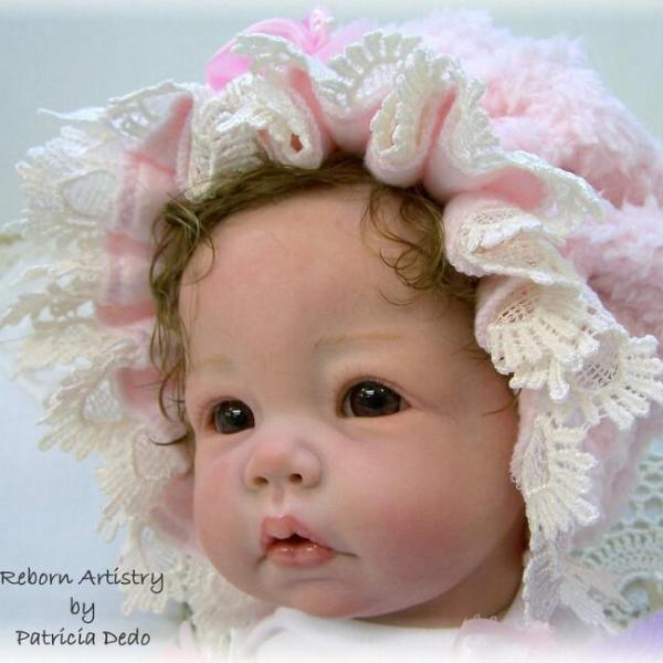 Luca Open Eye Doll Kit by Elly Knoops