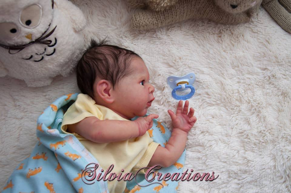 Eric by Adriesdolls (Erin's Twin) - New Photos! - Dolls so Real Inc - 20