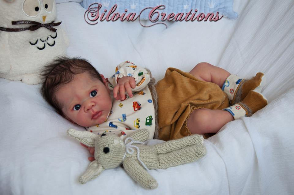 Eric by Adriesdolls (Erin's Twin) - New Photos! - Dolls so Real Inc - 12