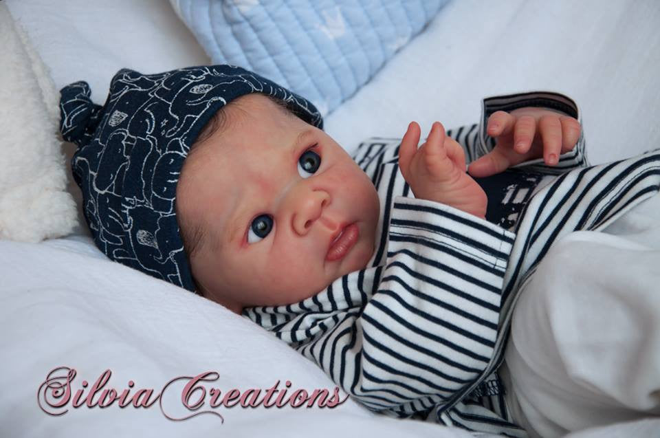 Eric by Adriesdolls (Erin's Twin) - New Photos! - Dolls so Real Inc - 17