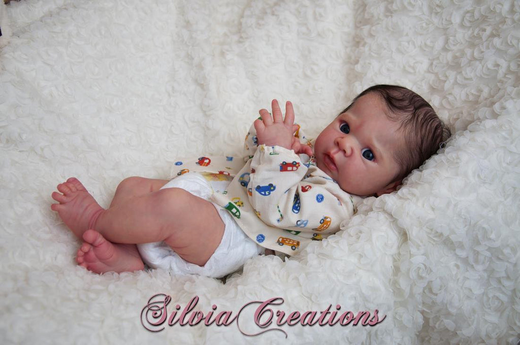 Eric by Adriesdolls (Erin's Twin) - New Photos! - Dolls so Real Inc - 11
