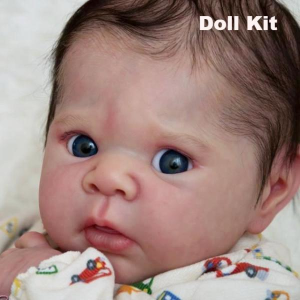 Eric by Adriesdolls (Erin's Twin) - New Photos! - Dolls so Real Inc - 6