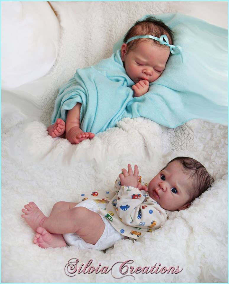 Eric by Adriesdolls (Erin's Twin) - New Photos! - Dolls so Real Inc - 7