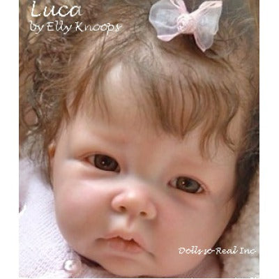 Luca Doll Kit by Elly Knoops - Dolls so Real Inc - 3