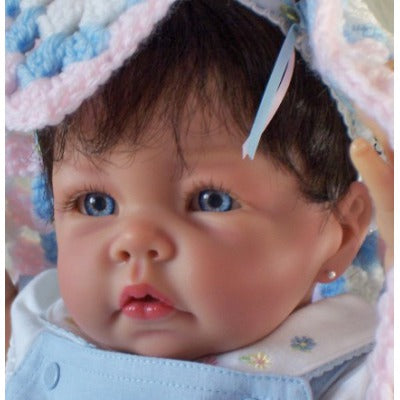 Luca Doll Kit by Elly Knoops - Dolls so Real Inc - 2