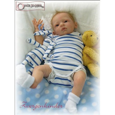 Max Doll Kit by Linde Scherer - Dolls so Real Inc - 4