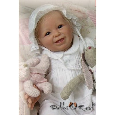 Moritz Doll Kit by Linde Scherer - Temp out of stock - Dolls so Real Inc - 4