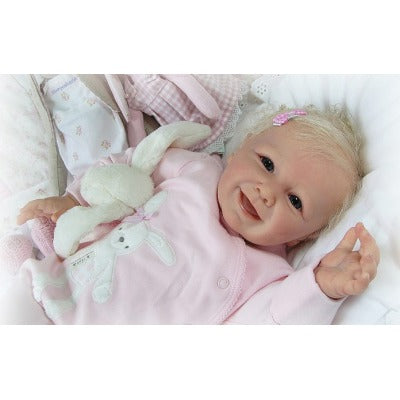 Moritz Doll Kit by Linde Scherer - Temp out of stock - Dolls so Real Inc - 1