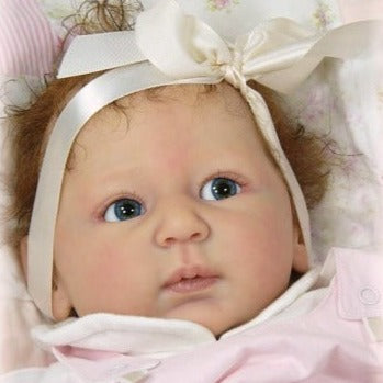 Rosalie Doll Kit by Linde Scherer - Dolls so Real Inc - 4
