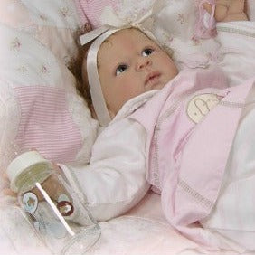 Rosalie Doll Kit by Linde Scherer - Dolls so Real Inc - 5