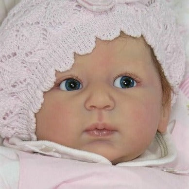 Rosalie Doll Kit by Linde Scherer - Dolls so Real Inc - 1