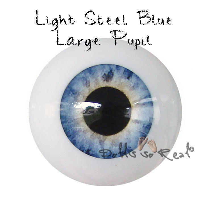 Real Life 20mm Doll Eyes - Dolls so Real Inc - 19