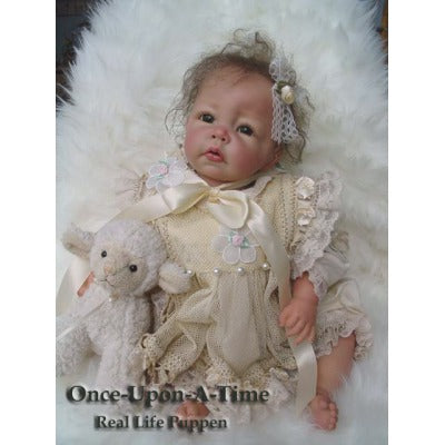 Luca Doll Kit by Elly Knoops - Dolls so Real Inc - 5