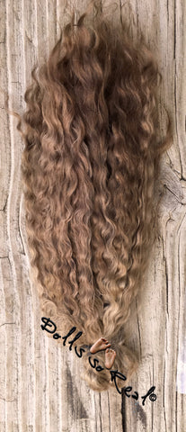 Treasured Tendrils Wavy Mohair 1/2 oz - Prices Vary