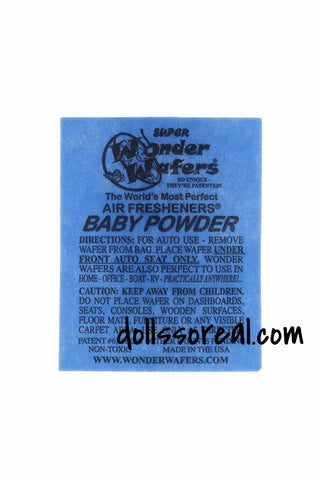 Wonder Wafer Baby Powder Scent