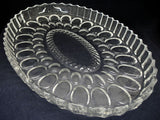 Anchor Hocking Relish Tray Oval #11828