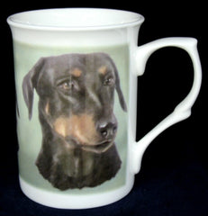 Dogs - Doberman Mug